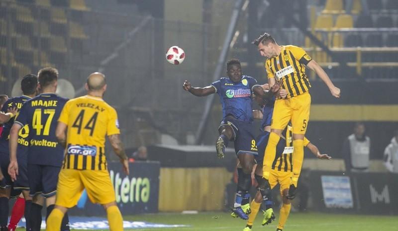 Panathinaikos vs Aris Salonica 23h15 ngày 1/7 www.nhandinhbongdaso.net