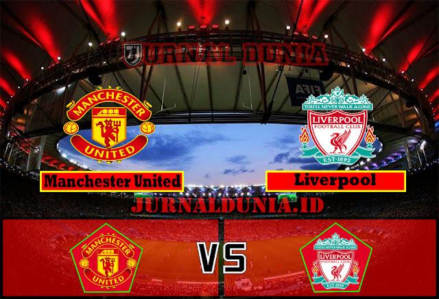 Prediksi Manchester United vs Liverpool  ,Minggu 02 May 2021 Pukul 22.30 WIB