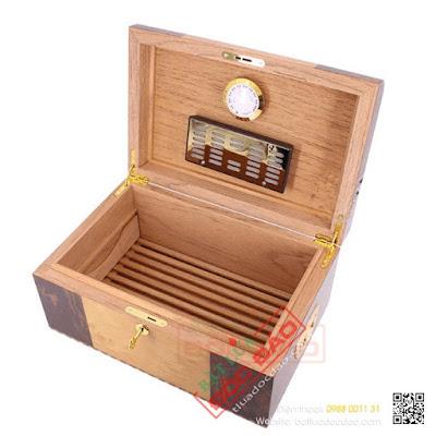 Giá hộp bảo quản giữ ẩm xì gà Cohiba RAG912?