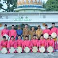 Kompangan Rajo Batu Mangun Jayo  Juara Umum E-Festifal Budaya Melayu Jambi