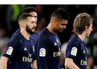 Real Madrid Players And Coaches Accept The Decision To Cut Down Their Wages