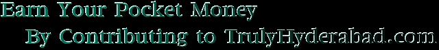 Earn Money in Hyderabad