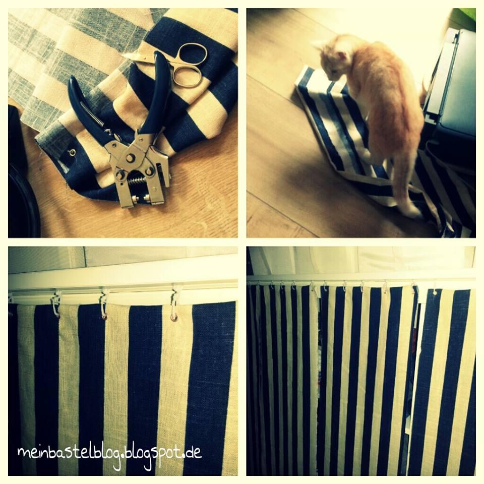 mein bastelblog vorhang f r ikea expedit regal. Black Bedroom Furniture Sets. Home Design Ideas