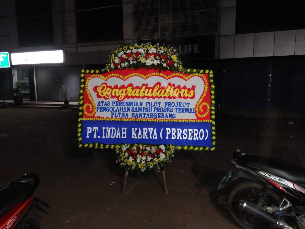 Bunga Papan Congratullations 002