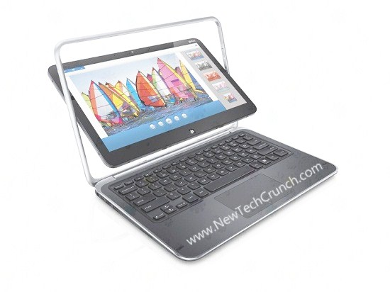 Dell ultrabook XPS Duo 12