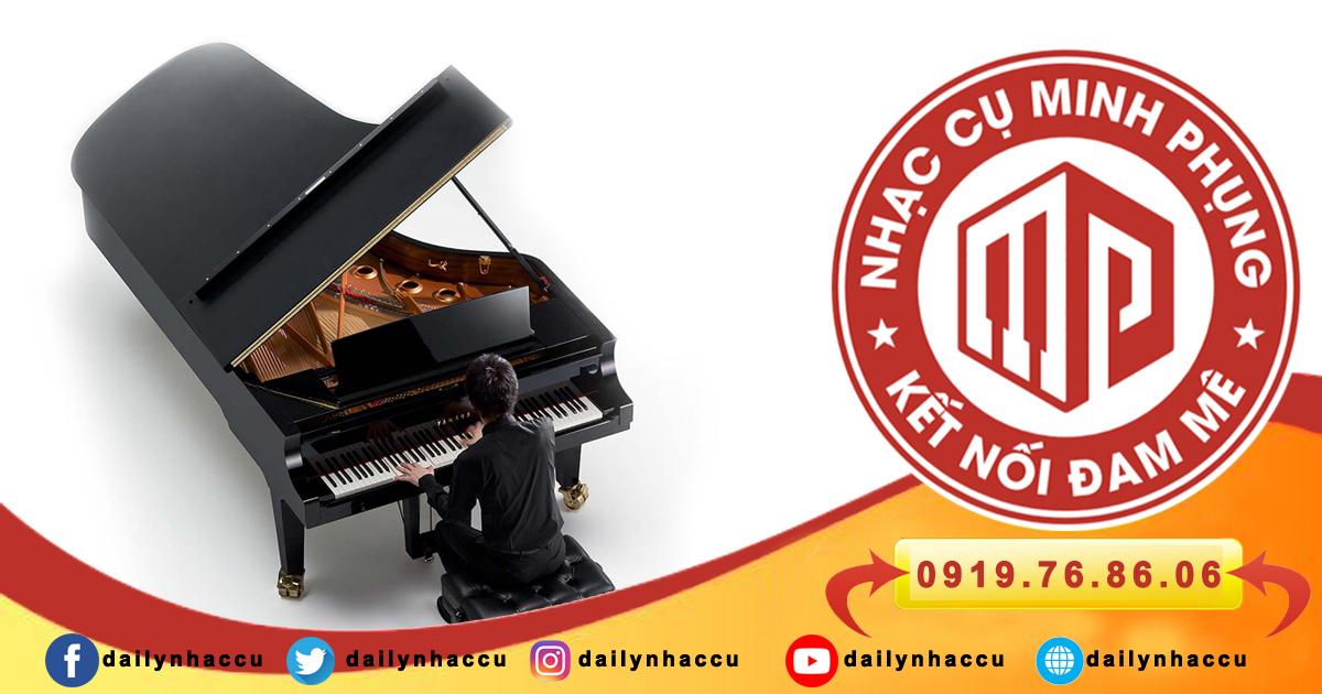 Mua đàn piano cơ thế nào để phù hợp với người mới bắt đầu?
