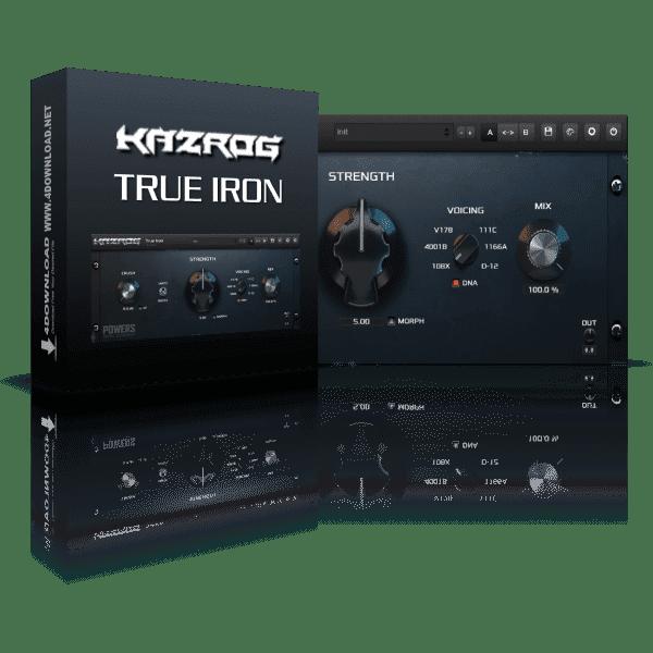 Kazrog True Iron v1.2.9 Full version