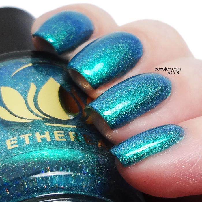 xoxoJen's swatch of Ethereal Earthshine
