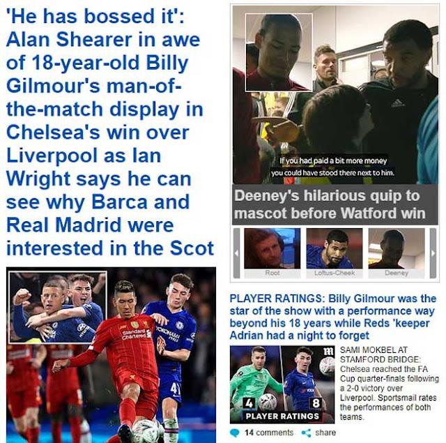 """Liverpool thua trận thứ 2 trong 4 ngày: Báo chí Anh chỉ mặt """"tội đồ"""" 2"""
