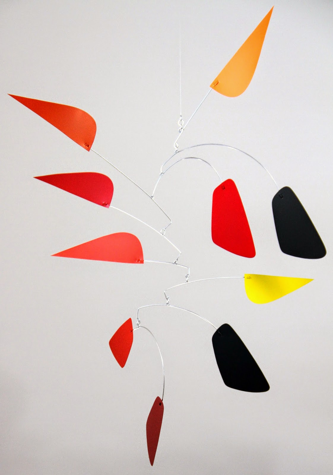 Mark Leary Mobiles Now Spinning @ Acme Mid-Century + Modern in Alexandria, VA
