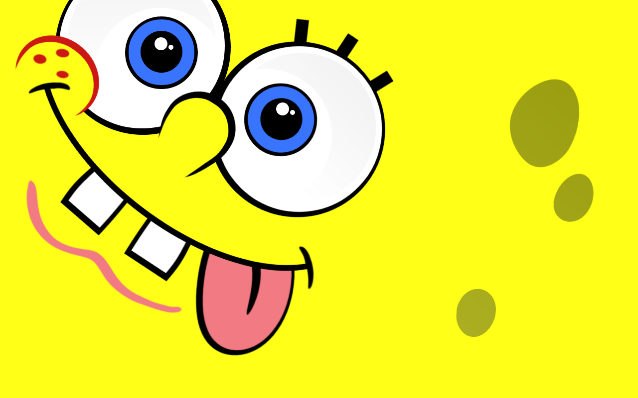 Twisted's Wallpapers: 7 x Spongebob Squarepants