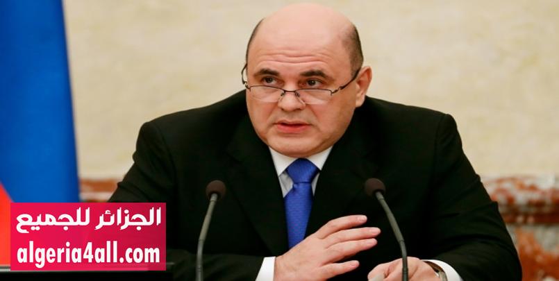 إصابة رئيس الوزراء الروسي بفيروس كورونا,رئيس الوزراء الروسي، ميخائيل ميشوستين