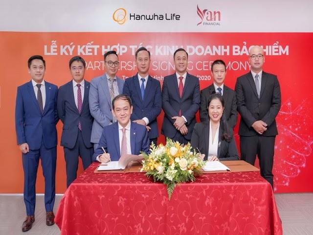 Hanwha Life Việt Nam 'bắt tay' YAN Financial mở rộng kênh phân phối