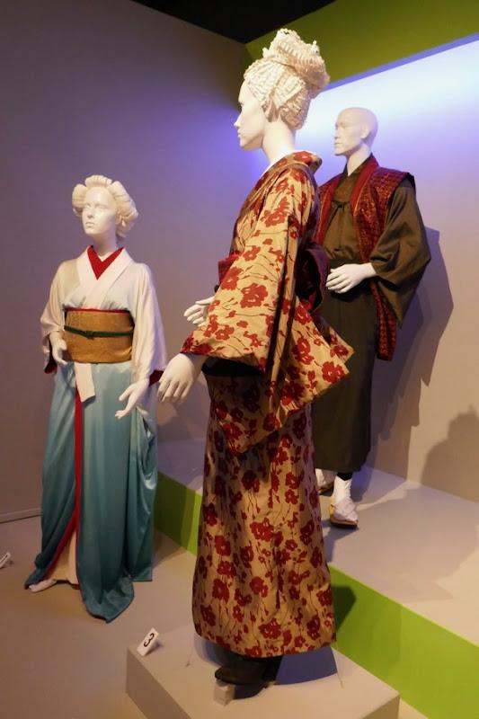 Shogun World costumes Westworld season 2