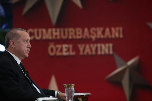 """Δεν εννοεί ο Ερντογάν όσα λέει για """"διάλογο"""""""