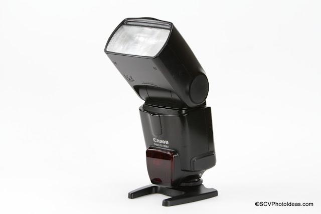 Canon Speedlite 580EX overview