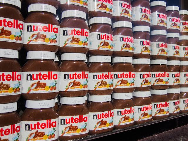 Supermercados retiran la crema de cacao Nutella riesgo de cáncer