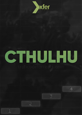 Cover do Plugin Xfer Records - Cthulhu 1.216