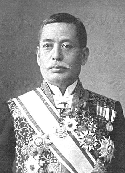 石井菊次郎(1866~1945)