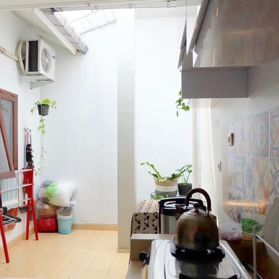 interior rumah minimalis type 27