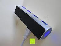 unten: Ubegood USB 3.0 4-Port Kompakt Aluminium Nabe mit 2-Fuß USB 3.0 Kabel für Iphone 6 5s 5c 5, Ipad Air Mini, Galaxy S6 S5 S4, Note 4 3 2, the New HTC One (M9), Nexus and Andere Gerät Silber Kompatibel mit Mac OS 9.1 or Höher Windows 98SE/Me/2000/XP/Vista/7 Linux 2.4 or Höher