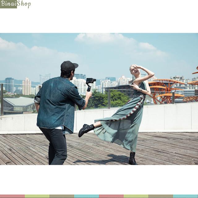 Feiyu Tech G6Max - Gimbal Chống Rung Cho Máy Ảnh Cỡ Nhỏ