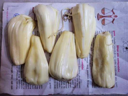 Yummy Jackfruit flesh