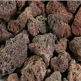 Lava rock jenis tipe batu yang murah dan dapat di temukan