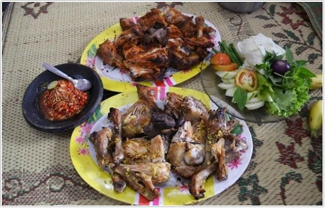 10 Top Kuliner Magetan;Ayam Panggung Gandu