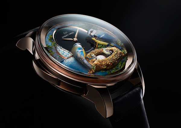 Jaquet Droz - The Bird Repeater Watch