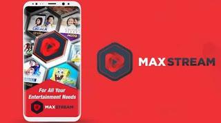Aplikasi nonton drama Korea maxstream