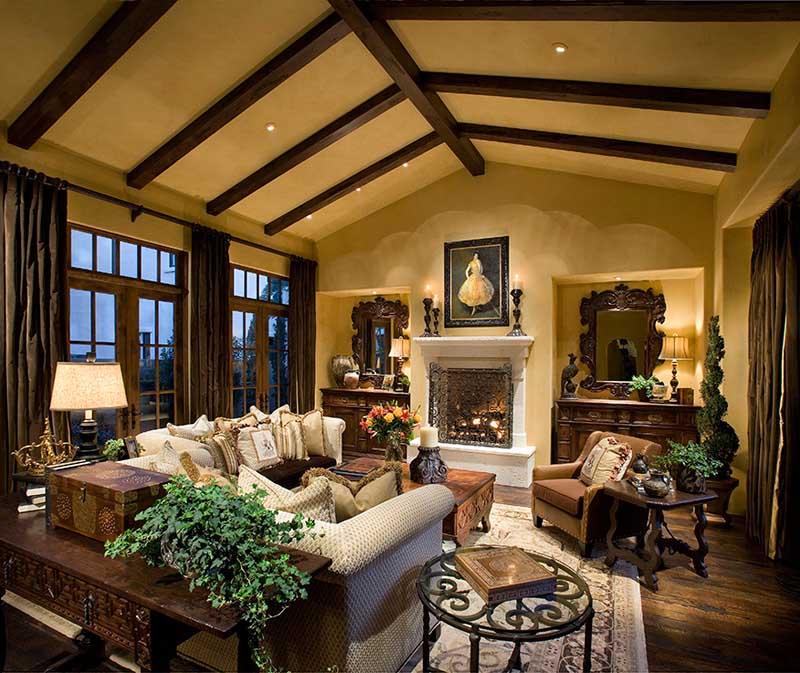 design Rustic Interior Ideas