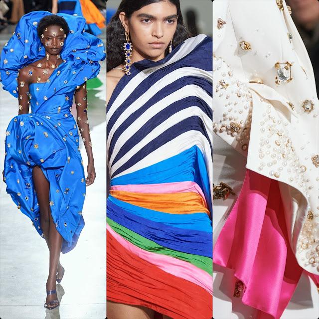 Schiaparelli Haute Couture Spring Summer 2020 Paris. RUNWAY MAGAZINE ® Collections