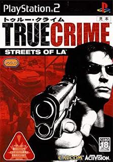 Cheat True Crime: Streets of LA PS2