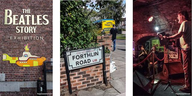 Liverpool, atrações para quem gosta dos Beatles