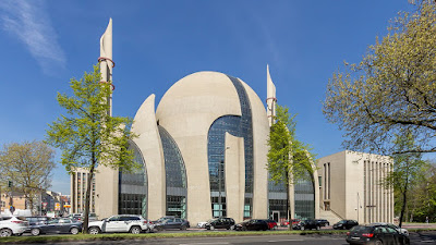 Cologne Central Mosque