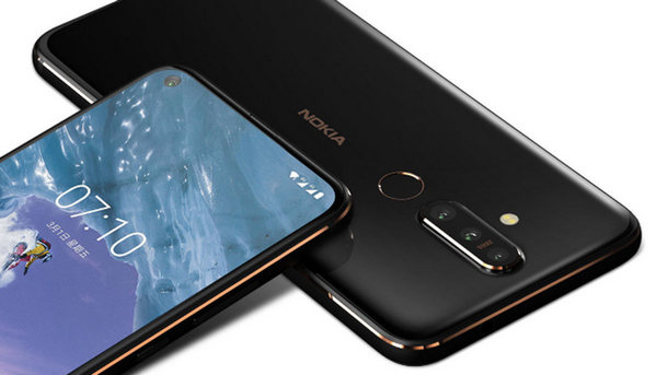 Nokia X71 Resmi Dirilis, Smartphone Pertama Nokia dengan Tiga Kamera Belakang