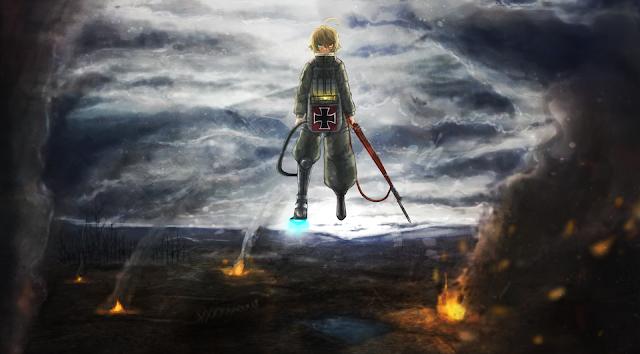 Best World War Anime : Perang Sudah Dimulai