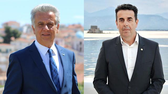 Γ. Γεωργόπουλος: Πολύτιμη η προσφορά του Δημάρχου Ναυπλιέων