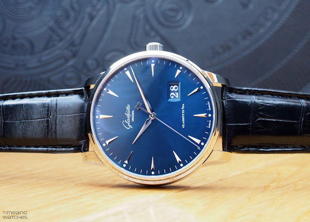 Hands-on with the Glashütte Original Senator Excellence Panorama Date