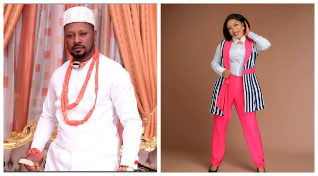 Prince Kpokpogri drags Tonto Dikeh and DSS to court over threat to fundamental rights as he seeks N10 billion compensation