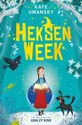Heksenweek - Kaye Umansky