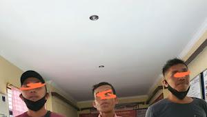 Polsek Medan Area Ringkus Pemalak Pickup.