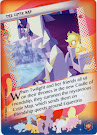 My Little Pony The Cutie Map Equestrian Friends Trading Card
