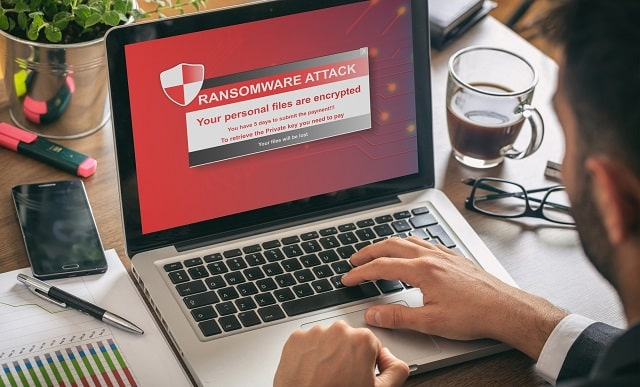 business protection tips prevent ransomware attacks company cybersecurity
