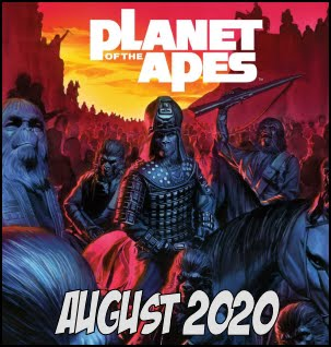 """Planet Of The Apes"" - ""Crooked Dice Game Design Studio"""