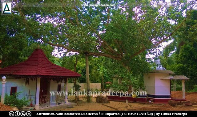 Uththararama Purana Viharaya, Udugampola