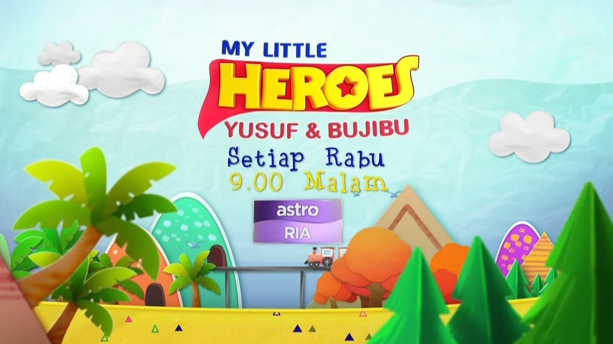 My Little Heroes Yusuf & Bujibu