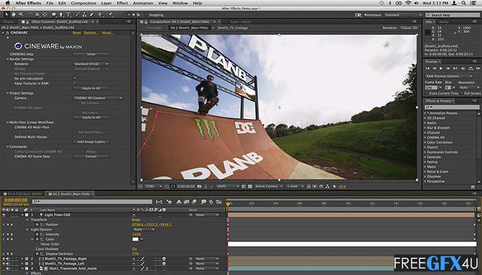 Adobe After Effects 2021 v18