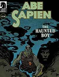 Abe Sapien: The Haunted Boy